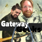 Gateway Geeks Podcast Episode 4- Raccoons Digging Through the Trash Heap of Pop Culture History